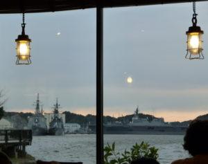海の見えるコーヒーショップ!【横須賀コーヒーショップSB】