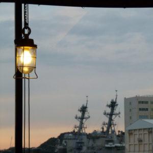 日東マリンランプ 海の見えるカフェ