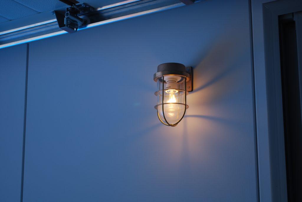 LED2号フランジゴールド