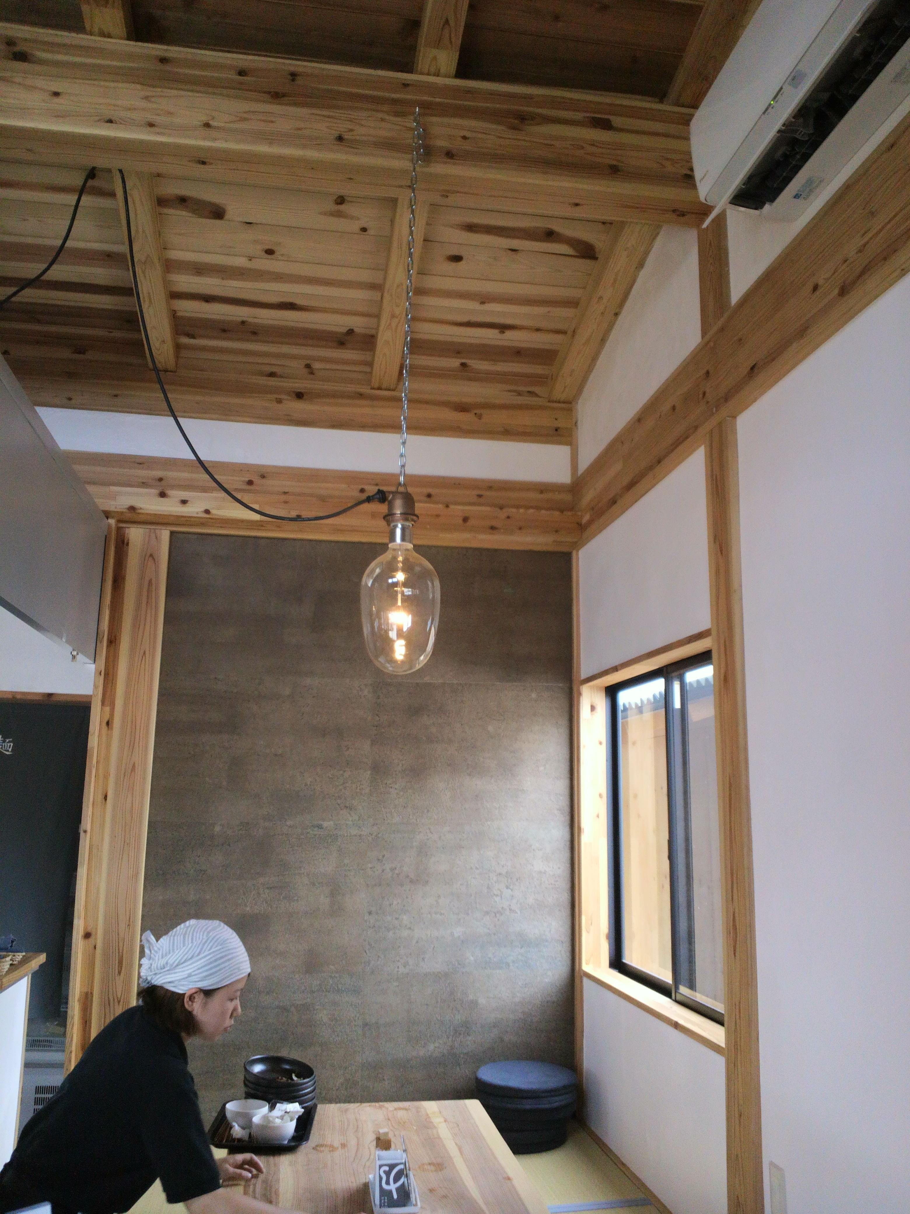 日東マリンランプ 設置施工例 イカツリライト