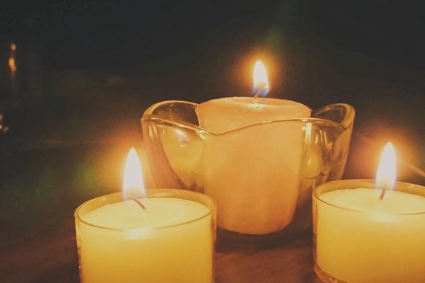 日東マリンランプ キャンドルナイト 灯り