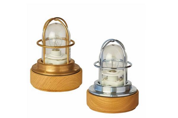 日東マリンランプ 海洋灯スタンド185
