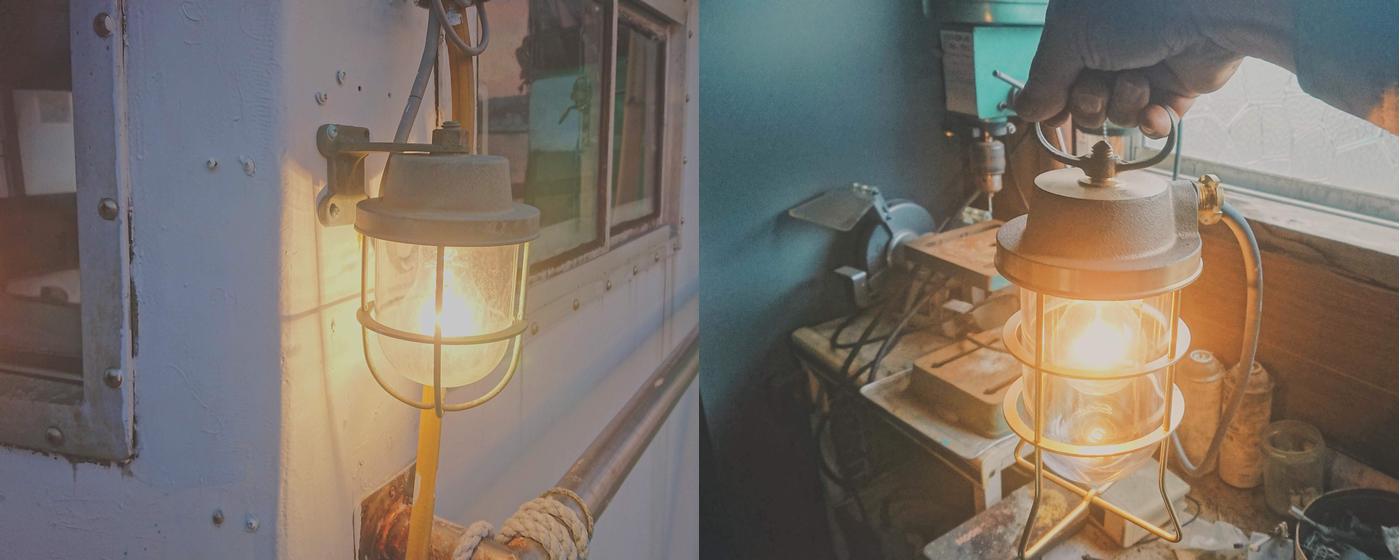 日東マリンランプ 船舶照明からマリンランプへ