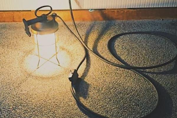 日東マリンランプ 人感センサー 自動点灯自動消灯
