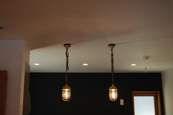 日東マリンランプ 新築マイホームの照明