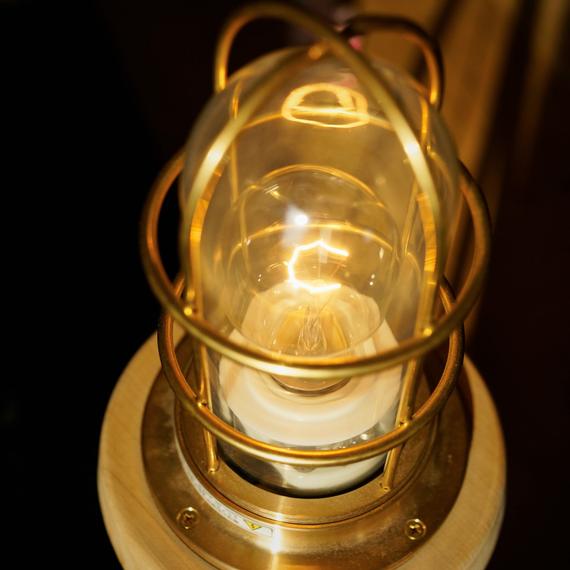日東マリンランプスタンド 癒しの灯り