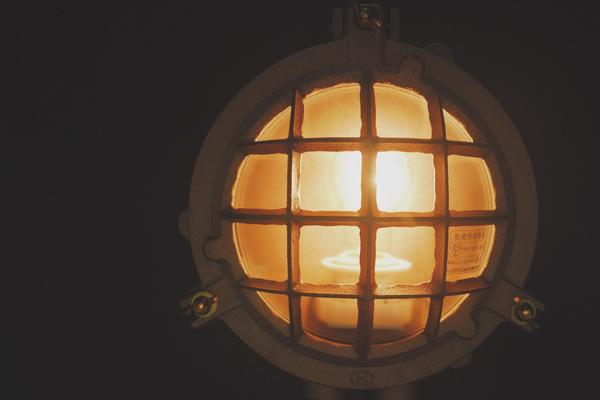 日東マリンランプ 玄関灯